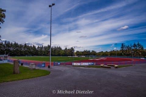 Stadion Sportplatz Ochtendung